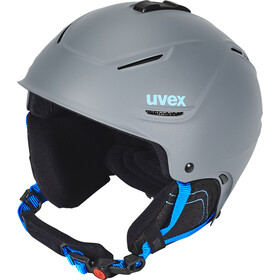 UVEX P1Us 2.0 Helm, grey-blue mat